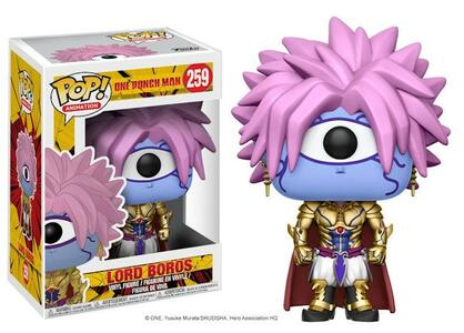 Funko POP! Animation. One Punch Man. Lord Boros - 4