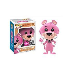 Funko POP! Animation. Hanna-Barbera Snagglepuss Flocked