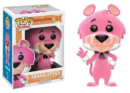 Funko POP! Animation. Hanna-Barbera Snagglepuss Flocked - 4