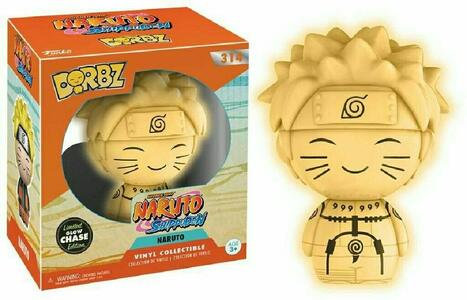 Funko Dorbz.  Naruto Shippuden. Naruto Kyuubi - 4