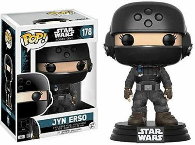 Funko POP! Star Wars. Rogue One. Jyn Disguise with Helmet - 2