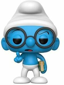 Funko POP! Animation The Smurfs. Brainy Smurf