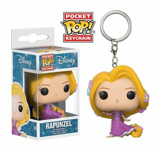 Funko Pocket POP! Disney Keychain. Rapunzel - 2