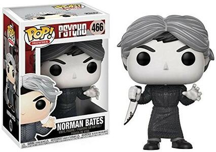 Funko POP! Horror. Psycho Black & White - 2