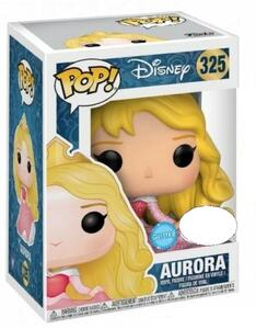 Funko POP! Disney. Sleeping Beauty. Aurora Glitter - 4