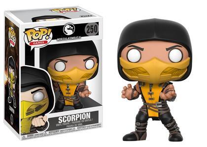 Funko POP! Games Mortal Kombat. Scorpion