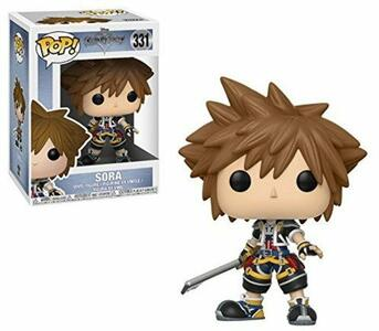 Funko POP! Disney Kingdom Hearts. Sora