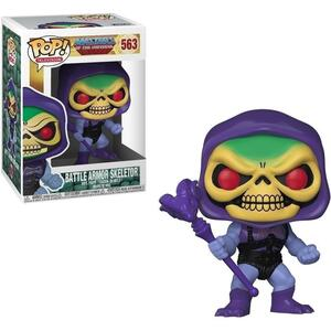 Funko POP! Movies. Masters of the Universe. Battle Armor Skeletor - 2
