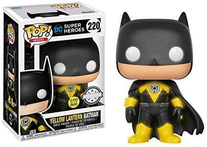 Funko POP! DC. Yellow Lantern Batman - 2