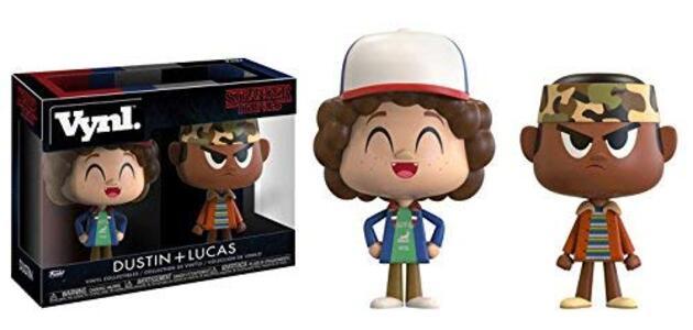 Funko Vynl. Stranger Things. Dustin & Lucas 2-Pack