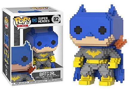 Funko 8-Bit POP! DC. Classic Batgirl