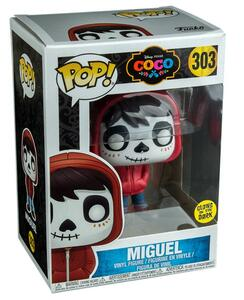 Funko POP! Disney Coco. Miguel Glow in the Dark - 4