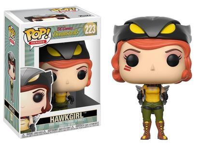 Funko POP! Heroes DC Comics Bombshells Wave 2. Hawkgirl