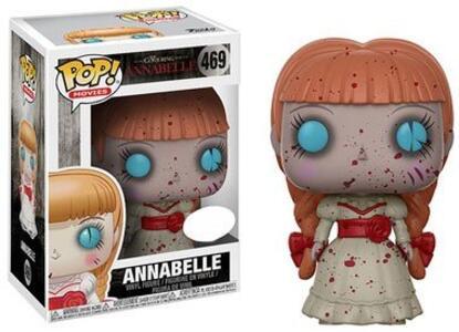 Funko POP! Horror. Annabelle Bloody