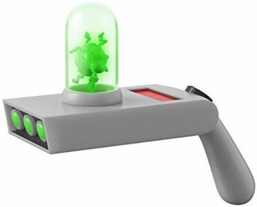 Funko Animation. Rick & Morty Portal Gun Toy with Light & Sound Effects