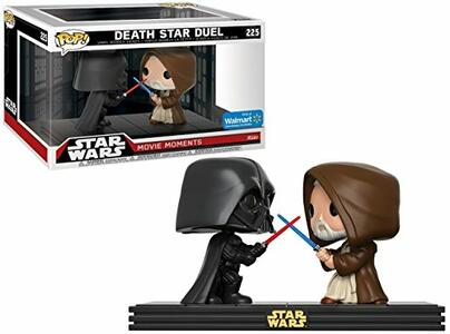 Funko Star Wars. Movie Moments. Darth Vader & Obi Wan Kenobi.s