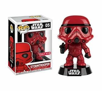 Funko Star Wars. Red Stormtrooper. - 2