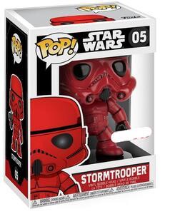 Funko Star Wars. Red Stormtrooper. - 4