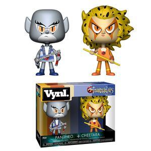 Funko Vynl! Thundercats. Panthro & Cheetara 2-Packs - 2