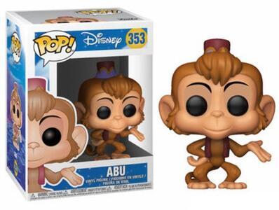 Funko POP! Disney Aladdin. Abu