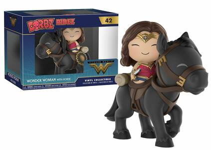 Funko Vinyl Dorbz. Extra Large. DC Comics Wonder Woman On Horse Collectible Figure