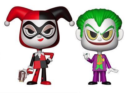 Funko Vynl. DC. Harley Quinn & The Joker 2-Pack - 2