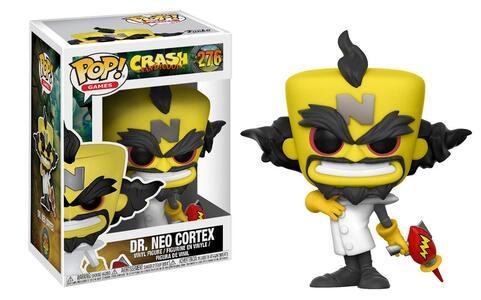 Funko POP! Games Crash Bandicoot. Dr. Neo Cortex