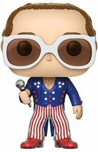 Funko POP! Rocks. Elton John Red, White, Blue