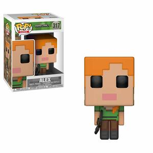 Funko POP! Minecraft. Alex