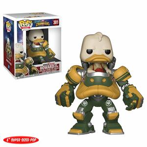 Funko POP! Marvel Contest of Champions. Howard the Duck