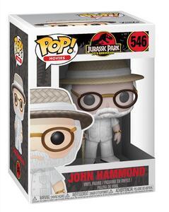 Funko POP! Jurassic Park. John Hammond - 3