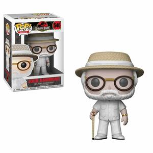 Funko POP! Jurassic Park. John Hammond - 6