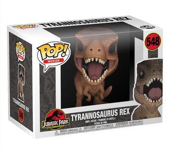 Funko POP! Jurassic Park. Tyrannosaurus Rex - 4
