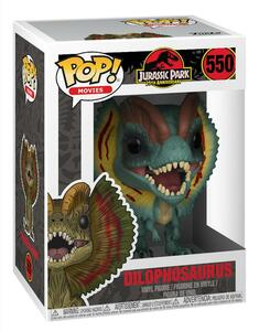 Funko POP! Jurassic Park. Dilophosaurus - 3