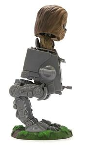 Funko POP! Deluxe. Star Wars. Chewbacca in AT-ST - 4