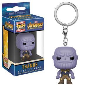 Funko POP! Keychain. Avengers Infinity War. Thanos - 2
