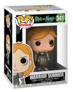 Funko POP! Rick & Morty. Warrior Summer - 4