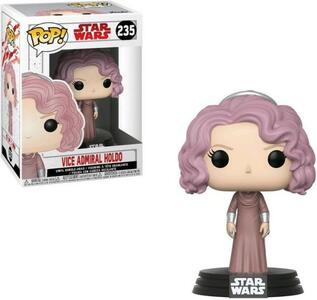 Funko POP! Star Wars. TLJ. Vice Admiral Holdo - 2
