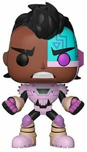 Funko POP! Teen Titans Go! The Night Begins To Shine. Cyborg - 2