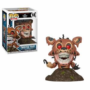 Funko POP! Five Nights at Freddy's. Twisted Foxy