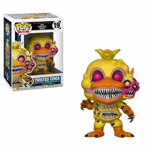 Funko POP! Five Nights at Freddy's. Twisted Chica - 2
