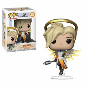Funko POP! Overwatch S3. Mercy - 5