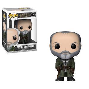 Funko POP! Game of Thrones. Ser Davos Seaworth - 4