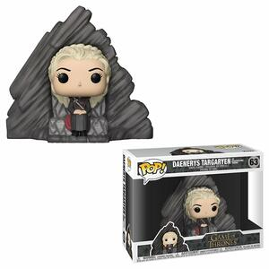 Funko POP! Rides Game of Thrones. Daenerys on Dragonstone Throne