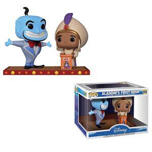 Funko POP! Movie Moment Aladdin. Aladdins First Wishs - 2
