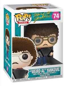 "Funko POP! Rocks S4. Weird Al"" Yankovic - 3"