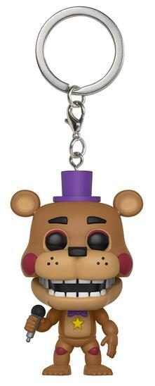 Funko Pop! Keychain. Five Nights At Freddy'S Pizza Simulator. Rockstar