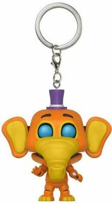 Funko Pop! Keychain. Five Nights At Freddy'S Pizza Simulator. Orville