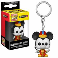 Funko Pop! Keychain. Mickey'S 90Th. Band Concert Mickey