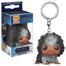 Funko POP! Keychain. Fantastic Beasts 2. Baby Niffler. Brown Multi